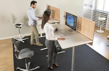Altezza Banco Di Lavoro Ergonomia : Tavoli ergonomici regolabili sedie ergonomiche roma